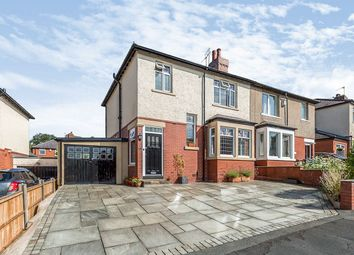 Thumbnail 3 bed semi-detached house for sale in Parkside Avenue, Chorley, Lancashire