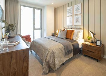 Thumbnail 2 bed flat for sale in Knights Road, Silvertown