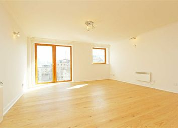 Thumbnail 2 bed flat to rent in Meridian Place, London