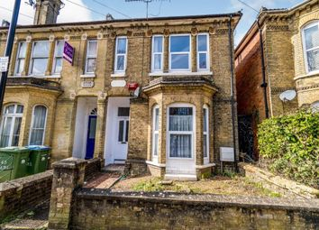 Thumbnail 6 bed semi-detached house for sale in Carlton Road, Bedford Place, Southampton