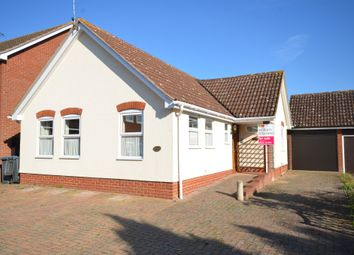 Thumbnail 2 bed detached bungalow for sale in The Mowbrays, Framlingham, Woodbridge