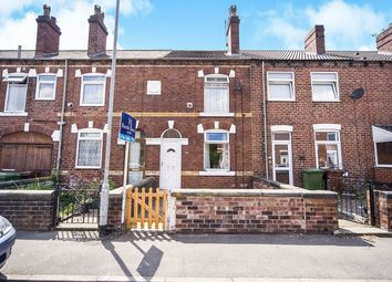 Thumbnail 2 bed terraced house for sale in Queen Street, Castleford