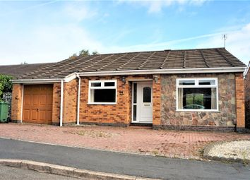 Thumbnail 2 bed detached bungalow for sale in Thistle Close, Cropston, Leicester