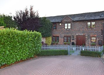 Thumbnail 3 bed barn conversion for sale in Old Road, Barlaston, Stoke-On-Trent