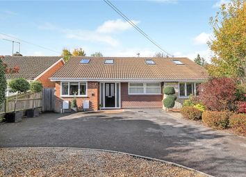 Thumbnail 4 bed detached house for sale in Springvale Road, Kings Worthy, Winchester