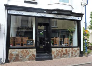 Thumbnail Restaurant/cafe for sale in Teignmouth, Devon