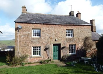 Thumbnail 4 bed farmhouse to rent in Glassonby, Penrith