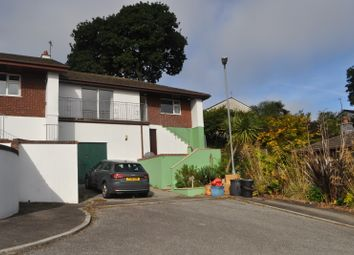 Thumbnail 3 bed semi-detached house to rent in Queen Anne Gardens, Falmouth