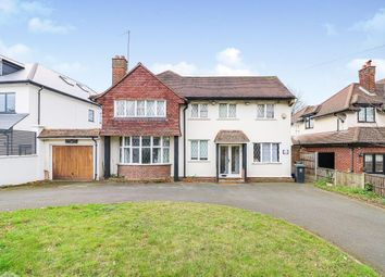 Thumbnail 4 bed detached house for sale in New Forest Lane, Chigwell