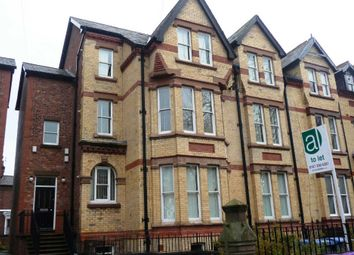 Thumbnail 1 bed flat to rent in Hargreaves Road, Aigburth, Liverpool