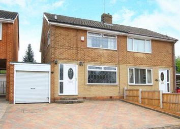 Thumbnail 3 bed semi-detached house for sale in Church View, Killamarsh, Sheffield, Derbyshire