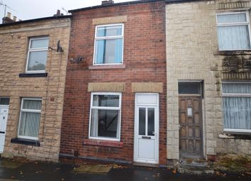 Thumbnail 2 bed terraced house to rent in Duke Street, Staveley, Chesterfield