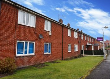 Thumbnail 1 bed flat for sale in Wilson Avenue, Wrexham