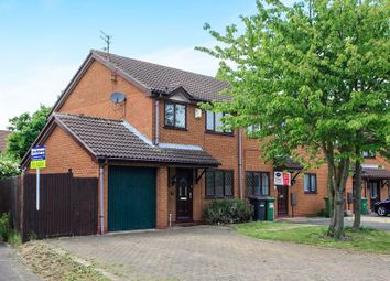 Thumbnail 3 bed end terrace house for sale in Wasdale Gardens, Peterborough