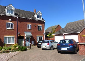 Thumbnail 4 bed end terrace house to rent in Dulwich Grange, Bratton, Telford