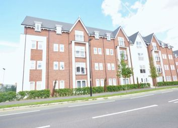 Thumbnail 2 bed flat for sale in Creola Court, Louisiana Drive, Warrington