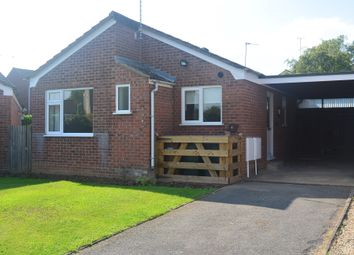 Thumbnail 2 bed bungalow to rent in Cottage Close, Ratby