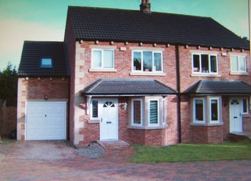 Thumbnail 4 bed semi-detached house to rent in Orchard Mews, Knareborough