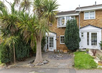Thumbnail 3 bed terraced house for sale in Leas Close, Chessington
