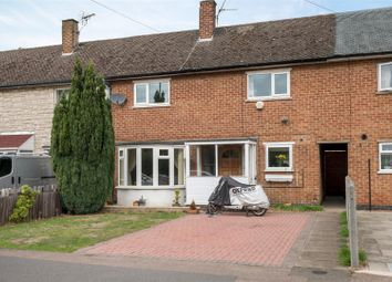 Thumbnail 3 bed terraced house for sale in New Ashby Road, Loughborough
