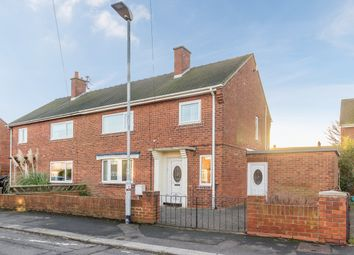Thumbnail 3 bed semi-detached house for sale in Hepple Road, Newbiggin-By-The-Sea, Northumberland