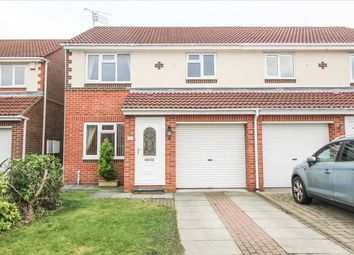 Thumbnail 3 bed semi-detached house to rent in Fern Avenue, Cramlington