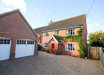 Thumbnail 5 bed detached house for sale in Somerton Road, Winterton-On-Sea, Great Yarmouth