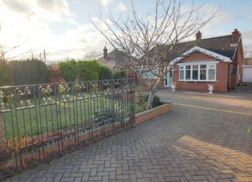 Thumbnail 2 bed detached bungalow for sale in Hazel Old Lane, Hensall, Goole
