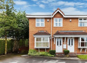 Thumbnail 2 bed flat for sale in Elvington Close, Congleton