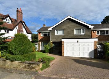 Thumbnail 4 bed detached house for sale in Meadow Hill Road, Kings Norton, Birmingham