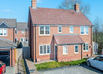 Thumbnail 2 bed semi-detached house for sale in Curlew Meadows, Baschurch, Shrewsbury