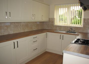 Thumbnail 3 bed semi-detached house to rent in Merthyr Avenue, Drayton, Portsmouth