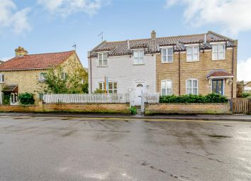Thumbnail 3 bed semi-detached house for sale in Railway Lane, Chatteris