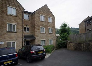 Thumbnail 2 bed flat for sale in Heather Court, Lilly Street, Sowerby Bridge