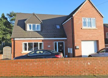 Thumbnail 4 bed detached house for sale in Lowcroft Avenue, Haxey, Doncaster