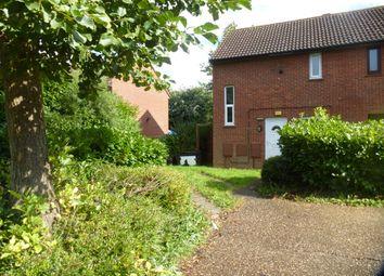 Thumbnail 2 bedroom semi-detached house for sale in Northcroft, Shenley Lodge, Milton Keynes