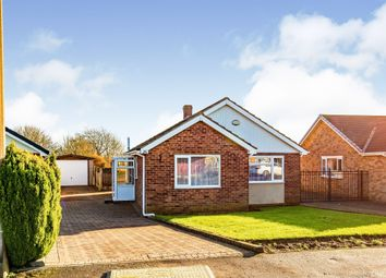 Thumbnail 3 bedroom detached bungalow for sale in High Ash Drive, South Anston, Sheffield