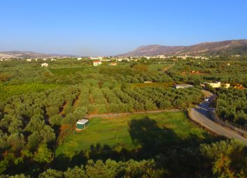 Thumbnail Land for sale in Pervolia, Chania, Crete, Greece