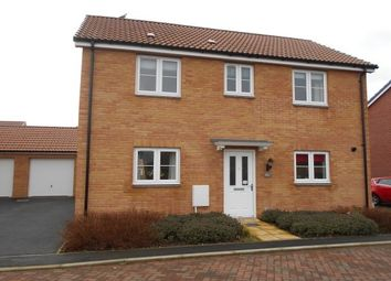Thumbnail 3 bed detached house to rent in Quarry Piece Drive, South Petherton
