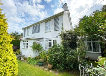 Sandy Lane, St Ives, Ringwood BH24. 4 bed detached house