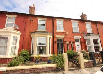 Thumbnail 4 bed terraced house for sale in Thorndale Road, Waterloo, Liverpool, Merseyside