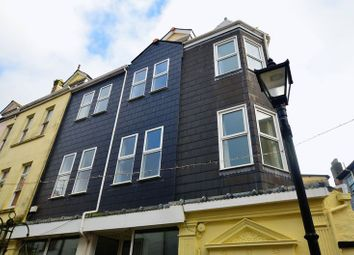 Thumbnail 1 bed flat to rent in Flat 3, 4 Honey Street, Bodmin