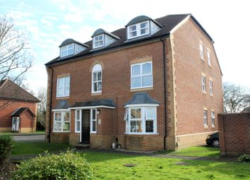 Thumbnail 2 bed flat for sale in Mannock Way, Woodley, Reading, Berkshire