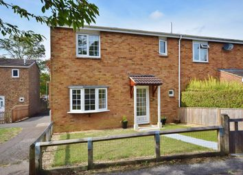 Thumbnail 3 bed end terrace house for sale in Black Dam, Basingstoke
