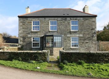 Thumbnail 5 bed detached house for sale in Tregurrian, Nr Watergate Bay