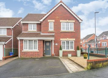 Thumbnail 5 bed detached house for sale in Emerald Way, Milton, Stoke-On-Trent