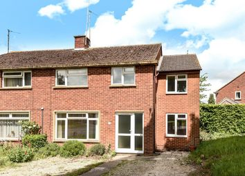 Thumbnail 4 bed semi-detached house for sale in Harcourt Way, Wantage