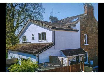 Thumbnail 1 bed terraced house to rent in Camp Road, St. Albans