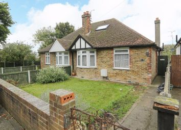 Thumbnail 4 bed semi-detached bungalow for sale in Newlands Road, Ramsgate