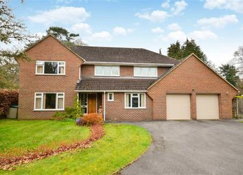 Thumbnail 4 bed detached house for sale in Pannells, Lower Bourne, Farnham